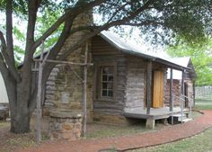 THE PIONEER CABIN
