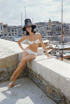 St. Tropez, 1961