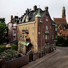 Hotel Ett Hem: con alma de casa