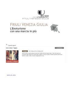Strade del vino e dei sapori FVG