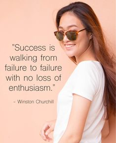 It is easy to quit when you keep running into road blocks but that's what sets you apart from everyone else; you're NOT a quitter. Stories Of Success, Boss Babe Quotes, Keep Running, Love Words, Everyone Else, Churchill, Mirrored Sunglasses, Nu Skin, Bossbabe