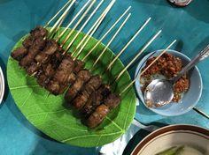 Sate Tuna Tempat Wisata Kuliner Gorontalo Dengan Sensasi Berbeda - Kuliner Gorontalo