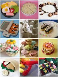 felt food - Google Search