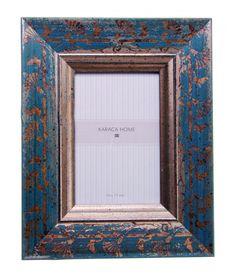 Karaca Home Vintage Blue Çerçeve 10x15 cm.