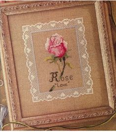 New Mixed Rose Love Embroidery Cross Stitch Kits khaki Color Cross Stitch Love, Cross Stitch Finishing, Cross Stitch Borders, Cross Stitch Flowers, Cross Stitch Kits, Cross Stitch Charts, Cross Stitch Designs, Cross Stitching, Cross Stitch Patterns