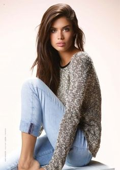 Sara Sampaio, Make Blog, Out Of Style, Supermodels, My Girl, Compliments, Going Out, Salsa, Hair Cuts