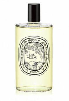 Diptyque L'Eau de L'Eau: another cologne for men that smells equally as sexy on women.