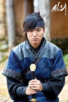 Lee Min Ho I'll make you smile, just come find me I'll be waiting.