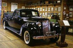 Packard Flower Car