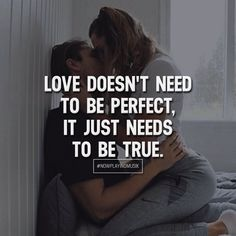 Love doesn't need to be perfect, it just needs to be true. Like and comment if you agree! ➡️ @npmusik for more! #nowplayingmusik