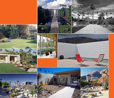 Landscape Mid Century Modern Garden Design Pictures Remodel
