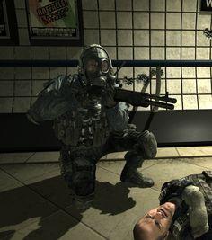 Call of Duty: Modern Warfare 3 - SAS