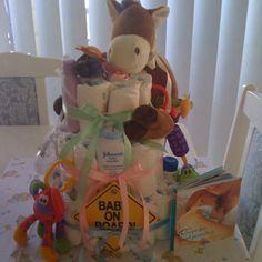 Nappy Cake!!!
