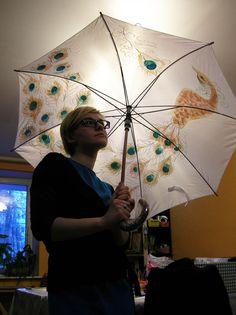 Картинки по запросу роспись зонтов