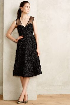 Rosewalk Midi Dress