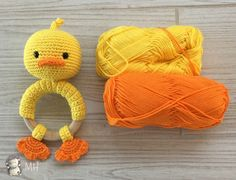 Baby Knitting Patterns For Kids Teether Jookz Crochet Simple, Crochet Diy, Crochet Amigurumi, Easy Crochet Patterns, Crochet For Kids, Amigurumi Patterns, Crochet Crafts, Crochet Dolls, Crochet Stitches