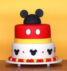 Las 10 tortas más lindas de Mickey Mouse                                                                                                                                                     Más