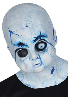 Bisque Mask : Free Shipping & Low Prices at MagicNevin