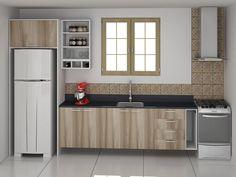 Movelaria - Cozinha Personalizável - Ref. 8122 | Cozinha, Ambientes Planejados