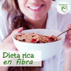 ¿Cuáles son los beneficios de una dieta rica en fibra? ¡Descubrelos! #Adelgazar #Perder #Peso #Tips #Salud