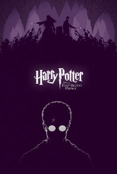 Harry Potter & the Half Blood Prince Art Print by Cameron K. Lewis…
