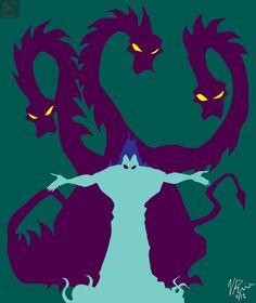 Disney Villains - Hades - Hercules