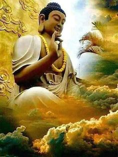 The lord Buddha Gautama Buddha, Buddha Buddhism, Buddha Meditation, Buddha Wall Art, Buddha Painting, Buda Wallpaper, Lord Buddha Wallpapers, Buddha Life, Mudras