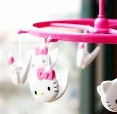 Hello Kitty Clothes Pin