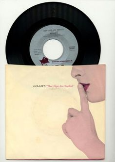 "GO GO'S - OUR LIPS ARE SEALED / USED 45 RPM  GO GO'S - OUR LIPS ARE SEALED / USED 45 RPM 7"" VINYL SINGLE / 1981 IRS IR-9901  #gogos #45rpm #vinylmornings #music #vinylcollection #ilovevinyl #eighties #vinyloftheday #recordsarefriends #vinylcommunity"