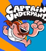 Tons of games and activities based on the Captain Underpants books, including a college diploma for kids :)