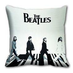 Modern Fashion Home Decor Solid Color Faux Linen Pillowcase Cushion GDY7