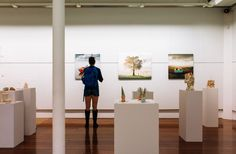 The galleries are split into three, which means there's heaps of different kinds of art to go around and explore. The gallery shop also makes it easy for you to purchase some of New Zealand's best artworks.