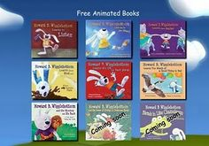 animated online books (FREE)
