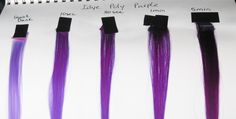 iDye Polyester for dyeing synthetic wigs
