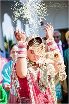 Vidaai (farewell of bride)
