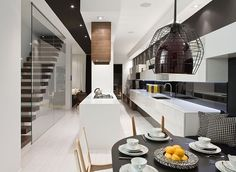 Trinity Bellwoods Townhome by Cecconi Simone