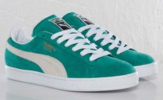"Puma Suede Classic ECO ""Green Lake"""