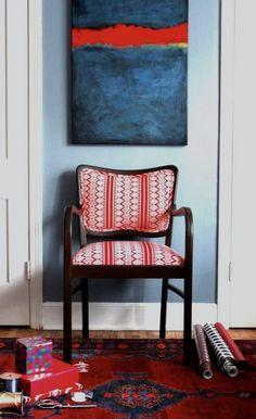 Chair Back Upholstery Tutorial at Design*Sponge