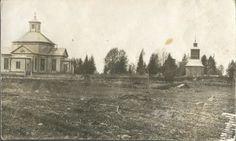 Vanha kirkko, paloi 1937