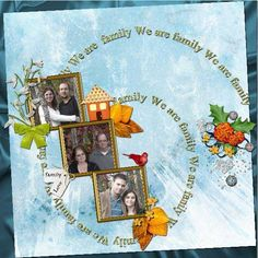 We are Family Graphic Elements and Papers Digital Scrapbooking Freebies, Scrapbooking Kit, We Are Family, Word Art, Photo Book, Scrapbook Paper, Clip Art, Crafty, Memories