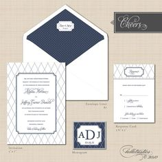 Love the monogrammed envelope liner great for bottle cap jewelry, glass tile jewelry & fridge magnets too! #ecrafty