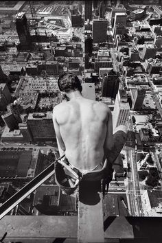 Iron Worker, Chicago -1969- Jonas Dovydenas