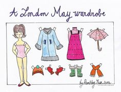 What to wear in London in May