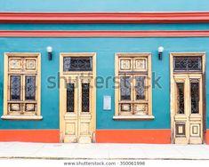 어 하우스 인 리마, 페루 스톡 사진(지금 편집) 350061998 Central America, North America, Backpacking Peru, Peru Culture, Peru Beaches, Colourful Buildings, Caribbean Vacations, Largest Countries, Beautiful Sunrise