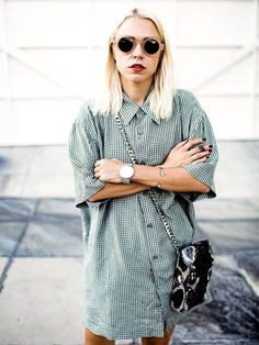 The Most Stylish Shirt Dresses In Stores Right Now   The Closet Heroes