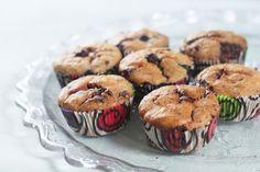 viele braune alte überreife bananen verwerten backen schokolade muffins