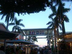Compras em Miami: Bayside Marketplace