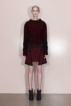 McQ Alexander McQueen Pre-Fall 2013 Collection Slideshow on Style.com