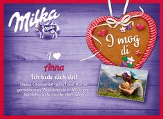 Milka Pralines Shop - Product Detail