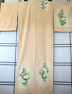 Japanese Vintage Silk Kimono  Lovely by Orientalvintage88 on Etsy, £35.00